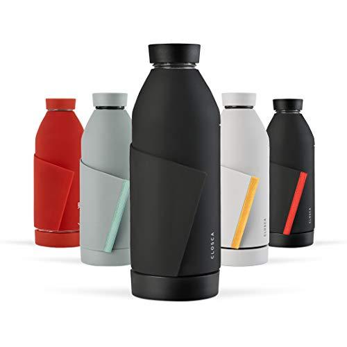 Closca Bottle (Black/Nude)