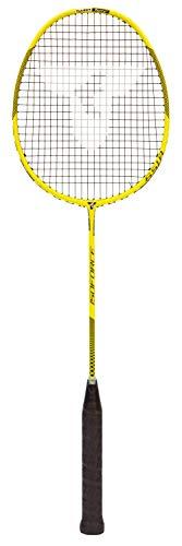 Talbot Torro Badmintonschläger Isoforce 651.8, 100% Carbon4, Long-Schaft für maximale Power, 439556