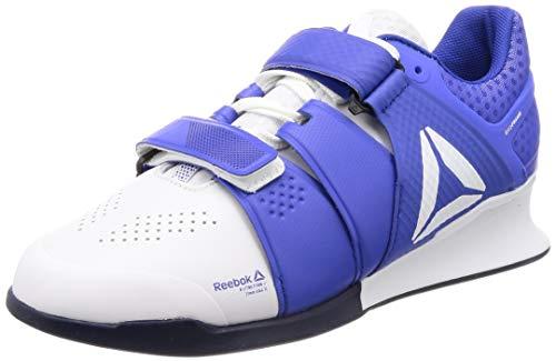 Reebok Herren Legacylifter Fitnessschuhe, blau, 47 EU
