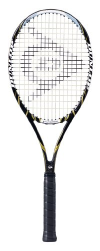 DUNLOP Tennisschläger Aerogel 4D 100 Besaitet, schwarz, RD675196-L3
