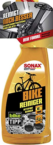 Sonax 852400 BIKE Reiniger 750ml, Orange, 750 ml