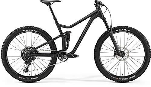 Unbekannt Merida ONE-Forty 800 Fully Mountainbike schwarz matt RH 51 cm / 27,5 Zoll
