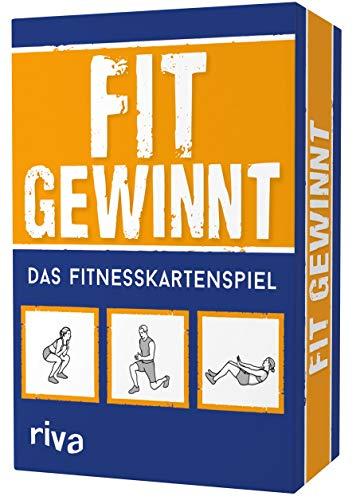 Fit gewinnt: Das Fitnesskartenspiel