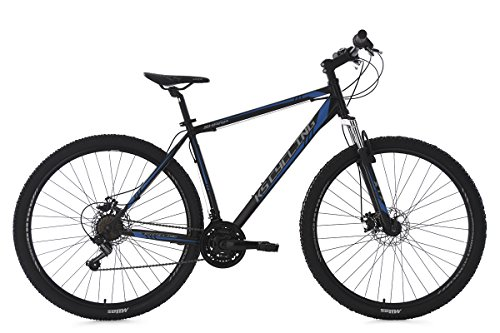 KS Cycling Mountainbike Hardtail MTB 26'' Sharp schwarz-blau RH 51 cm
