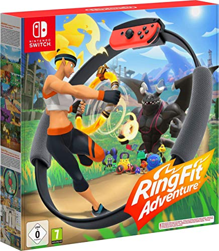 Ring Fit Adventure - [Nintendo Switch]