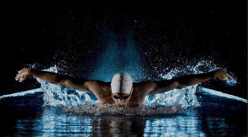 Schwimmen als Ganzkörpertraining