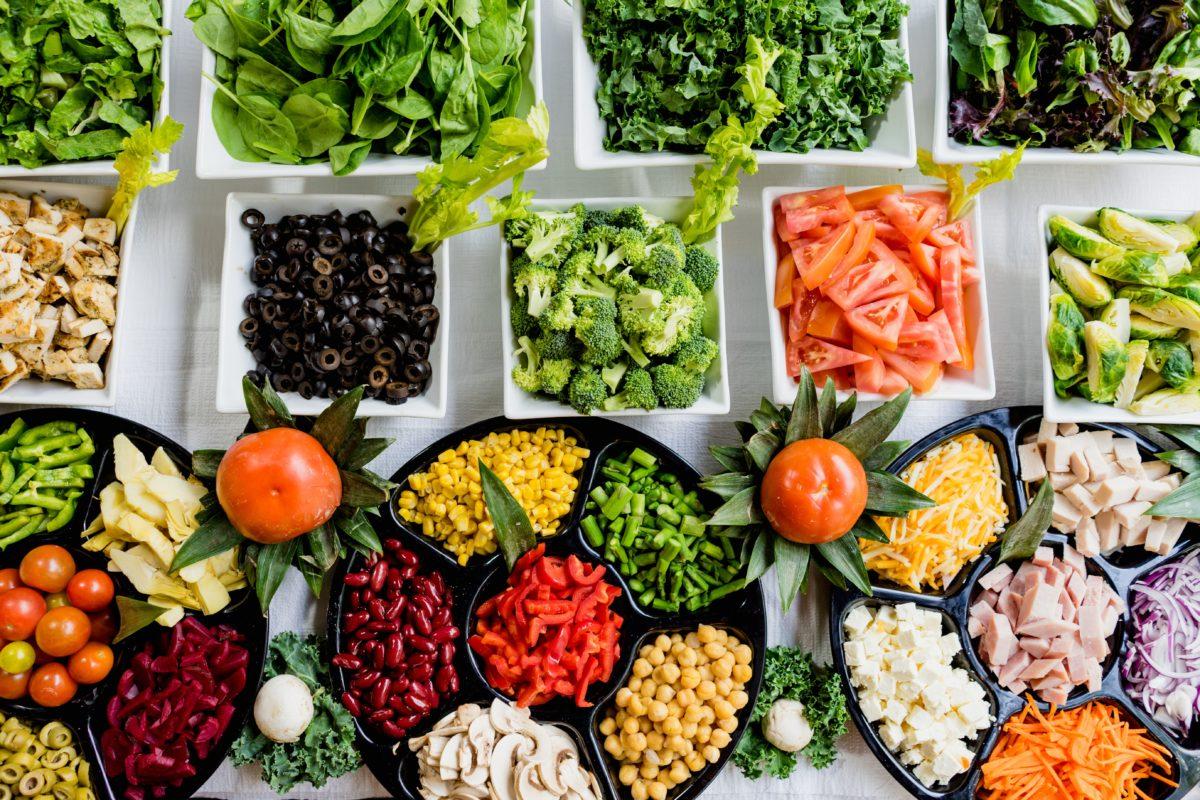Vegetarische Sporternährung, wie geht das?