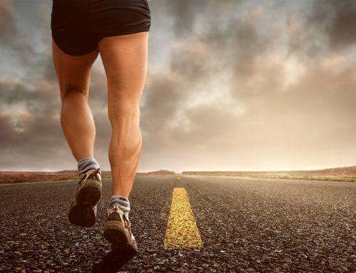 So startest du mit dem Laufen!