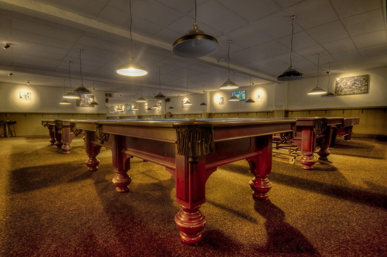 Snooker gemeinste Spiel