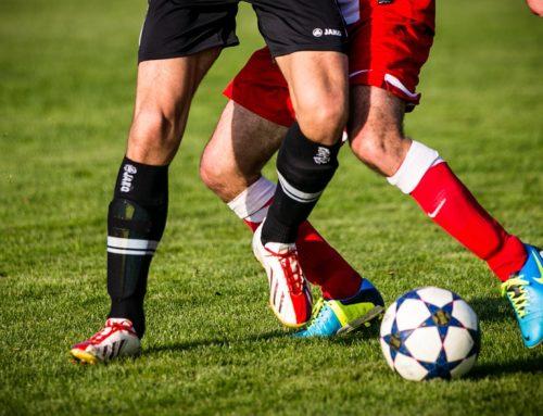Fußballschuhe eintragen – ohne Blasen aufs Spielfeld
