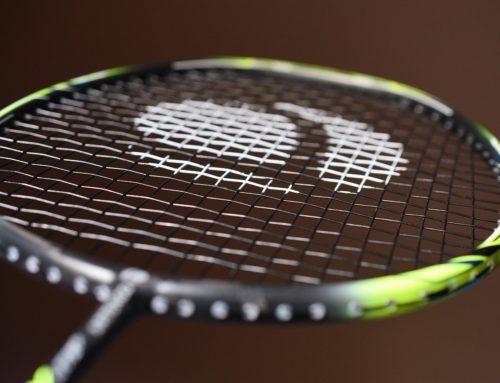 Badminton Schläger und seine Merkmale