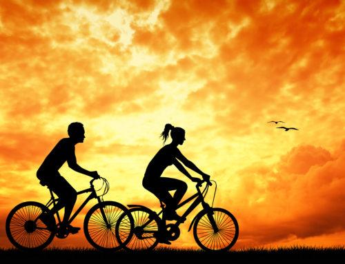 Über das Cube Fahrrad