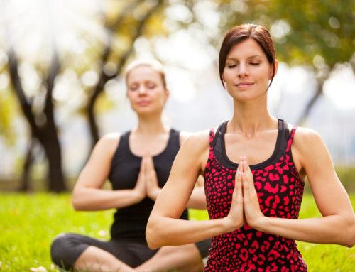 Meditation zum Abnehmen – kurze Anleitung