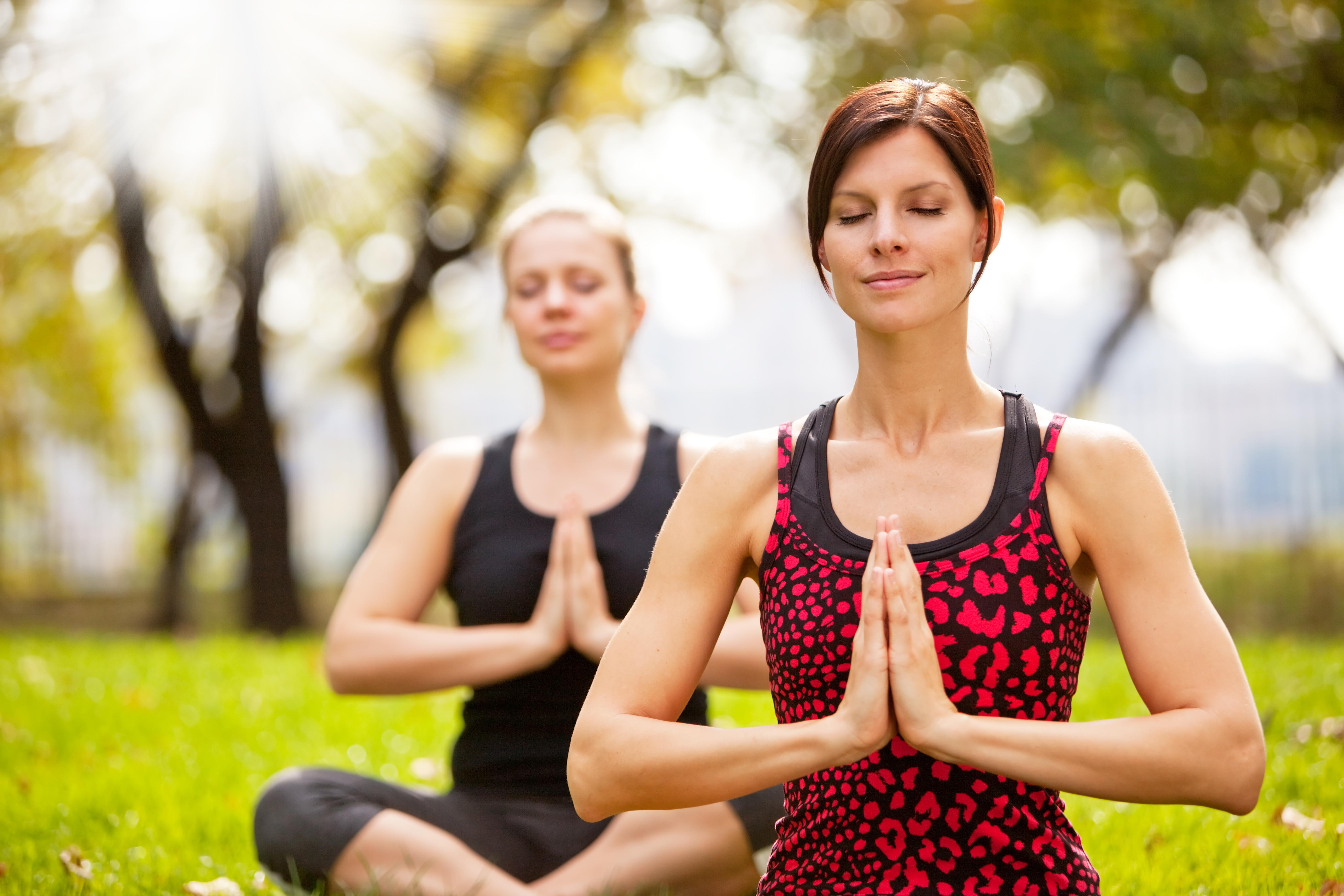 Meditation zum Abnehmen