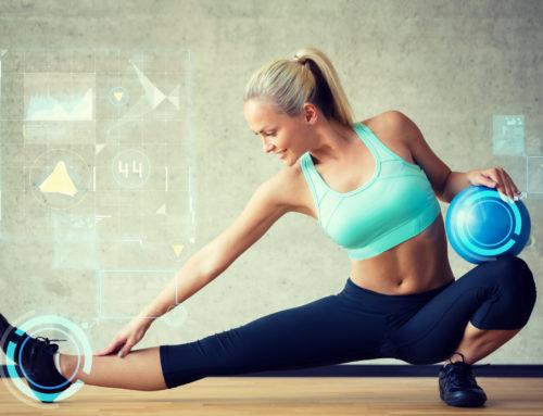 Home Gym einrichten und Übungen für Zuhause